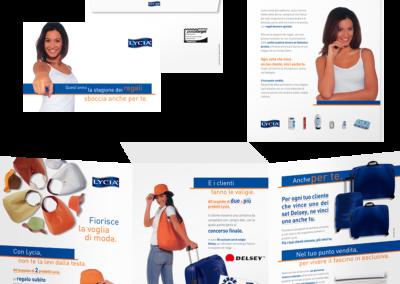 Campagna promozionale canale farmacie