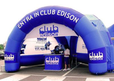 Edison mercato libero - Evento itinerante