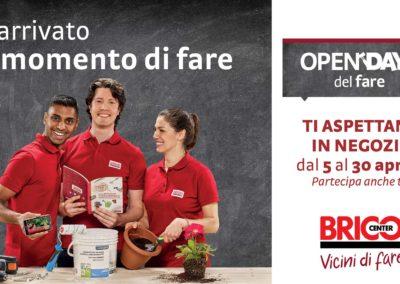 Bricocenter Open Days